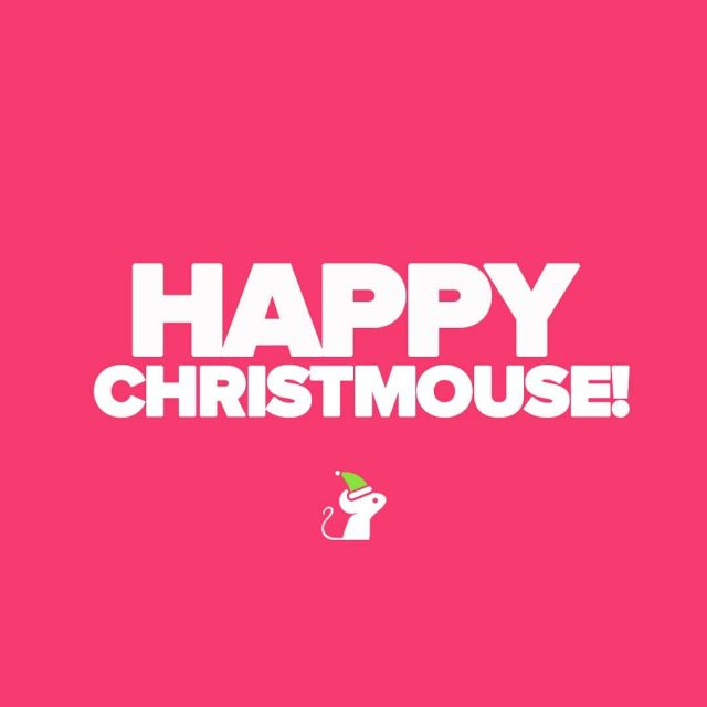 Wishing you all a very Happy Christmas from the MouseCode team! 🐭  A huge thank you to all our lovely clients for your support this year, we'll see you in 2021! Here's hoping it's an improvement on 2020 for everyone. #happychristmouse  #happychristmas #mousecode #webdesign #webdevelopment #heresto2021