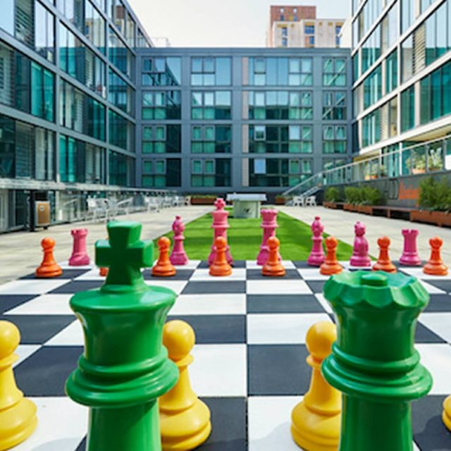 The Client • AddLiving The Brief • Website Development  Anyone else been watching The Queen's Gambit? It got us wanting to visit this giant chess set in the centre of 'Velocity Village', one of AddLiving's modern, fully-equipped serviced apartments for students and professionals alike ♟👩‍🦰  AddLiving recently brought us their own fresh designs for a brand new website to showcase their 3 UK locations, and it was a joy to bring it to life! Their ethos is to make renting easy and uncomplicated, and the site definitely reflects this 🐭  Galleries, easy booking with PEX, search and filtering functionality and virtual viewing with Matterport (swipe right to see one of their examples) were all built in Wordpress and are smooth and sleek to navigate – saving the complex problem solving for your next game of chess!   Addliving.co.uk  In partnership with @plplondon  #mousecode #addliving #property #website