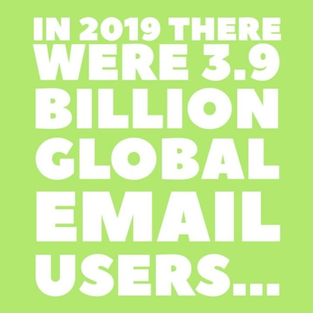 📩 Email newsletters have had something of a renaissance in recent years, with many brands upping their game on creative content. No longer do all newsletters head straight to spam.  Have you thought about starting an email newsletter? They can be a great way to connect directly with your audience and drive concrete action, whether that's growing a loyal community, increasing sales or upping your web visits.  If you're not sure where to start, we recommend @davidhieatt's @dobookco 'Do Open - How a simple email newsletter can transform your business (and it can)'. It's really easy to digest and is full of practical advice on where to start.  And our email service providers of choice? We love @Mailchimp - of course - but also recommend relative newcomer @flodesk, a really nice alternative which gives you the tools to produce beautiful looking emails. Definitely worth checking out.  Statistic source: Oberlo  #mousecode #emailnewsletter